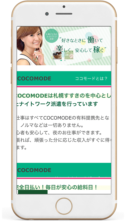 ココモード