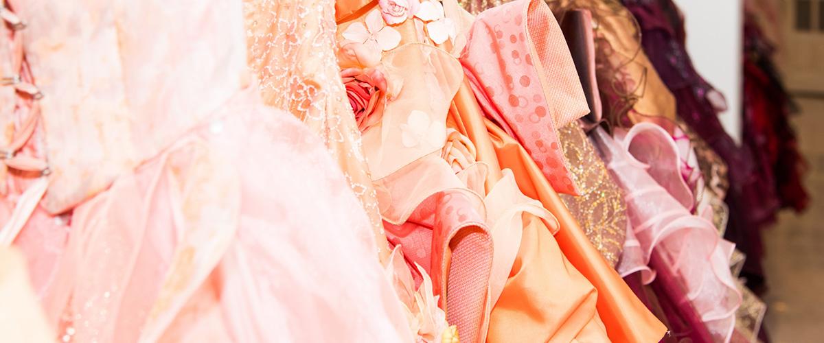 キャバクラのドレス